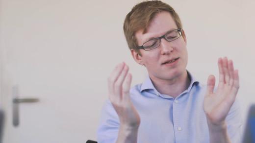 Marius Bleuer über digitale Nachhaltigkeit