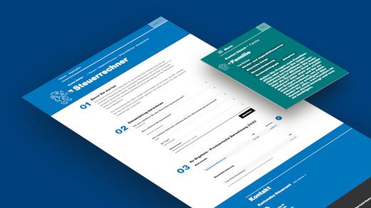 Neue Website des Kantons Zürich