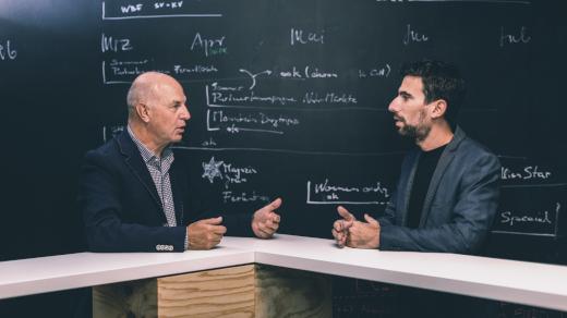 Thomas Winkler und Markus Dittli im Interview