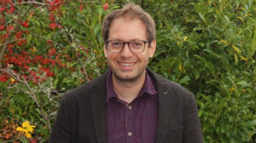 Mathias Indermühle Senior System Engineer