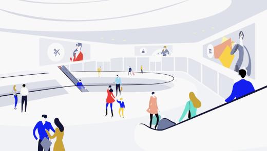 User Experience am Flughafen Zürich