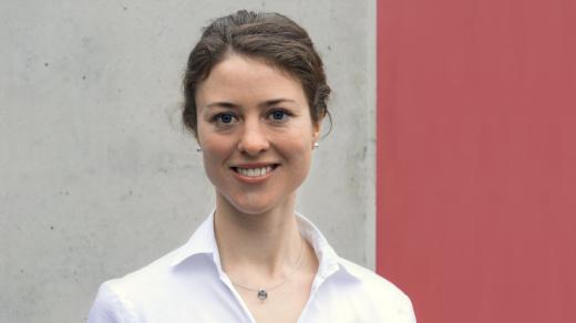 Elisabeth Starke vom Europäischen Möbelverbund